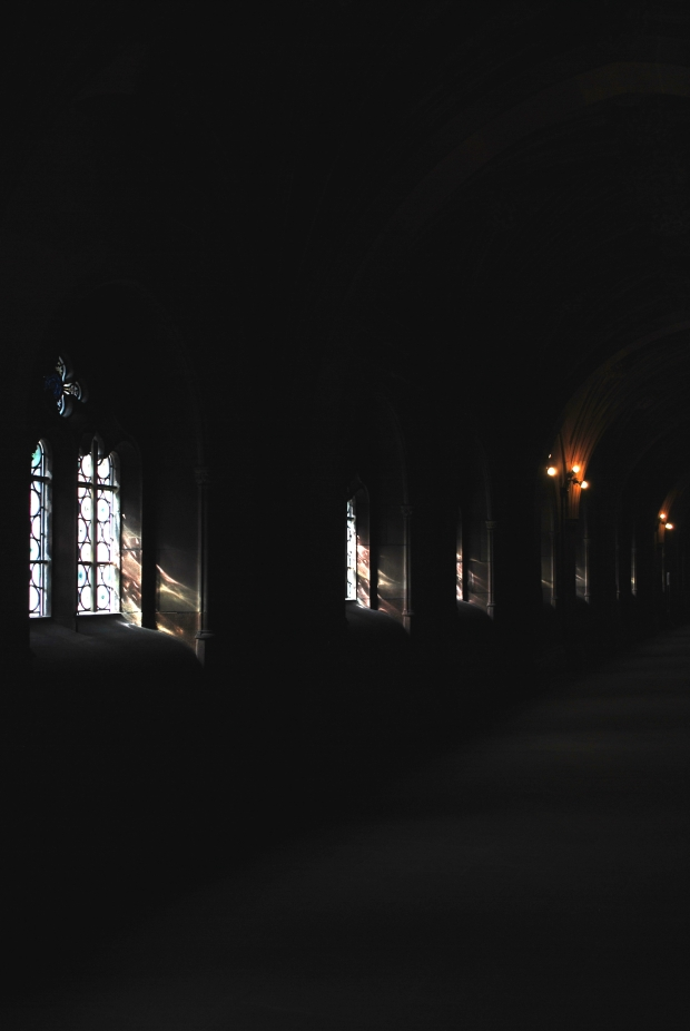 Suspension of light.